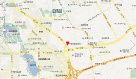 中国铁建・万科翡翠国际峰荟