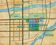 恒生・光合城交通图