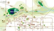 恒大林溪郡交通图