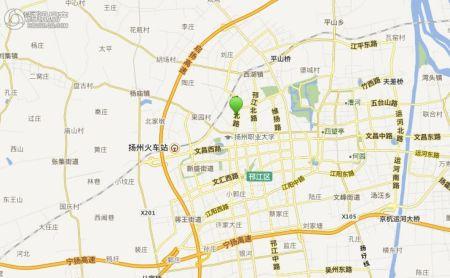 鹤壁市临海御园地图