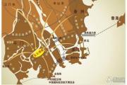 玉兰湖庭交通图
