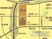 旺城天悦交通图