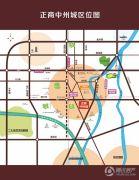 正商中州城规划图