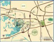 富力湾丹麦小镇交通图