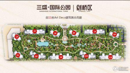 三盛国际公园・香缇时光