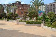 海湘城外景图
