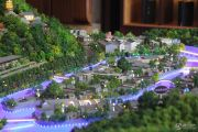 龙湖长城源著沙盘图