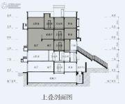 海逸豪庭・御峰・珑玺3室3厅3卫0平方米户型图