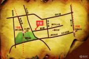 米兰公馆交通图