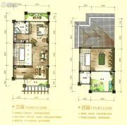 海港新城390平方米户型图