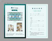 中国国际丝路中心 IPARK公寓1室1厅2卫47平方米户型图