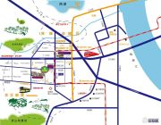 万美摩登中心交通图