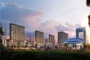 新鸭绿江大桥口岸商贸物流区交通图