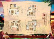 黄腾大院・欢墅807平方米户型图