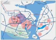 盛元广场交通图