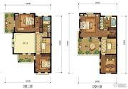 华升南山郡5室2厅3卫345平方米户型图