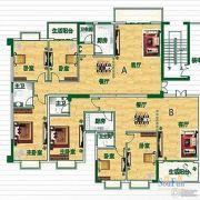 湘南福邸0平方米户型图