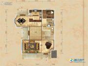 华贸公园郡2室1厅1卫327平方米户型图
