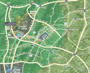 贝地领航交通图
