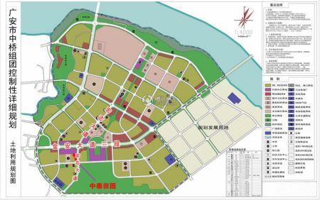 广安飞机场规划