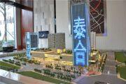 泰合国际财富中心沙盘图