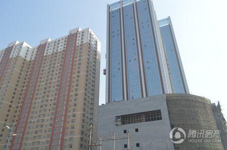 金业国际大厦实景图