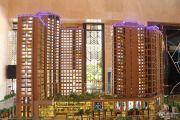 嘉旺国际公馆沙盘图
