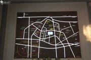 保利罗兰国际交通图