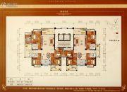 陶然家园3室2厅2卫171--188平方米户型图