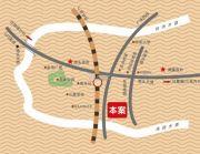 幸福里8号交通图