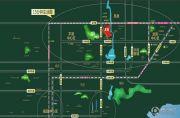 锦龙湾畔交通图