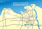 中海锦城交通图