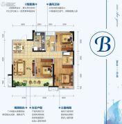 三沙源国际生态文化旅游度假区3室2厅2卫125平方米户型图