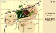 盛天东郡交通图