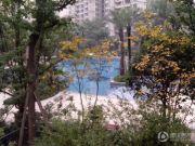 中渝山顶道国宾城实景图