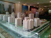 上东城市之光沙盘图