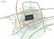 东部现代城交通图