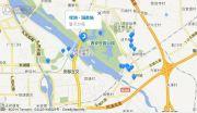 绿地・国港城交通图