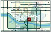 康桥悦岛交通图