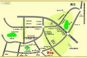 鹤山新华城交通图