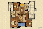 长峙岛・香芸园3室2厅1卫110平方米户型图