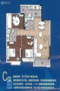 珠光御景骏庭3室2厅2卫120平方米户型图