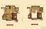 永裕盛景5室3厅4卫0平方米户型图