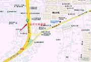 荣盛城交通图