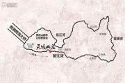天域山庄交通图