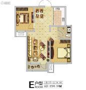 安联钓鱼台壹号2室2厅1卫0平方米户型图