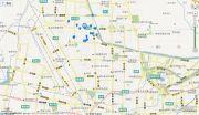 翰林华庭交通图