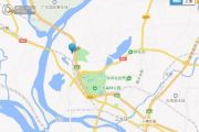 恒大郦湖城交通图