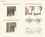 群升江山城3室2厅2卫121平方米户型图