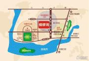 铜锣湾交通图